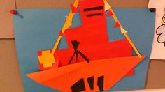 Stoomboot vouwen