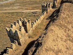 Nineveh walls, Mosul, Iraq.