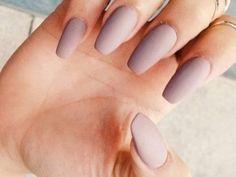 Маникюр на ногти формы балерина: фото стильного дизайна