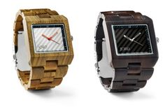 A unique wedding gift: JORD Delmar Drift Wood Watches for the Bride and Groom  amominredhighheels.com  [click the picture to get a discount code until June 20, 2016]