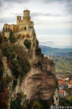 San Marino Castle, Italy