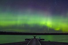 6 Ontario Northern Lights Photos That Will Take Your Breath Away Ontario Travel, Hudson Bay, Great Lakes, Capital City, Breathe, North America, Northern Lights, Camping, Sky