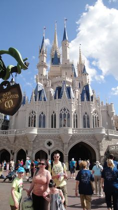 The Magic Kingdom, Orlando, Florida. The happiest place in the world!