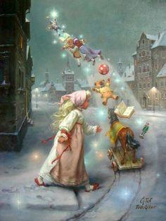 12-Beaux tableaux de Toth Gabor