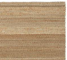Hand Spun Jute Stripe Rug - Warm  $149.00 – $699.00 special $129.00 – $599.00