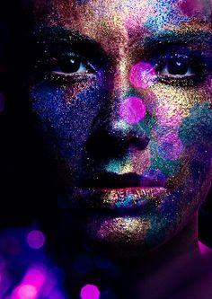 Glitterface