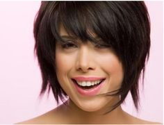 4 Goodlooking Short Hairstyles For Round Faces