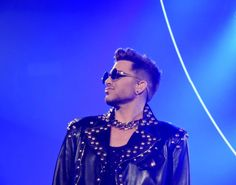 @ adamlambert feeling it at the ACC in #Toronto #queen pic.twitter.com/dpyny0jc1T