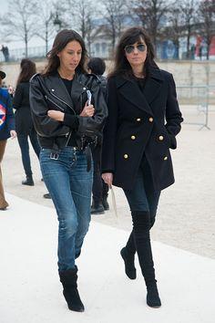 Emmanuelle Alt Style, Vogue Paris, Miuccia Prada, Saint Laurent Paris, Julia Roberts, Emilio Pucci, Isabel Marant, Vogue Fashion Editor, Skinny