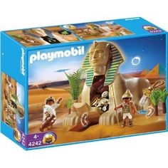 One of the many reasons I'm looking forward to having kids someday is because I really want have an excuse to buy Playmobil sets. ;)