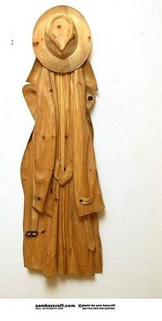 If you want to understand that anything is possible in this world if a man thinks, look at these pictures of the amazing creative work with wood by this man. Art Carved, Wood Creations, Wooden Art, Wire Art, Wood Sculpture, Amazing Art, Amazing Crafts, Carpentry, Unique Art