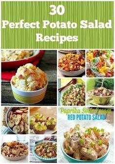 30 Perfect Potato Salad Recipes