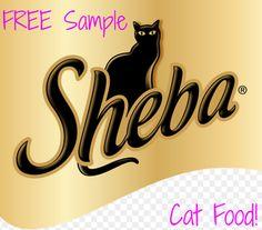 FREE Sheba Cat Food Sample!