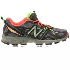 New Balance Womens WT610BP2 Trail Running Shoes - [Available From Amazon(UK & Ireland)] - The New Balance WT610v2 Trail Running Shoes (2E Width) are a solid all round trainer, ideal for tackling light terrain. An aggressive outsole bolstered with an injection moulded EVA midsole offers you a striking balance between grippy response and cushioning which will help you feet feel easy ...