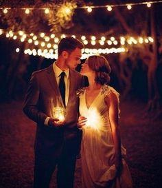 Éjszakai esküvő? Igen!