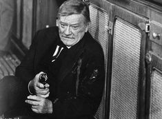 "John Wayne, The Shootist ""I won't be wronged. I won't be insulted. I won't be laid a-hand on. I don't do these things to other people, and I require the same from them."""