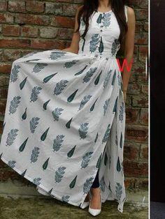 New summer special kurti collection white diamond fancy designer look   eBay