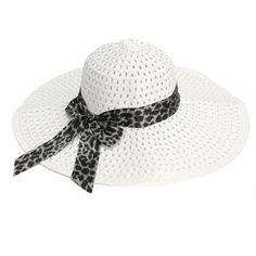 4009d9a16275d Women Girls Elegant Brim Summer Hollow Beach Sun Straw Floppy Hat Beauty Cap  is hot sale on Newchic.