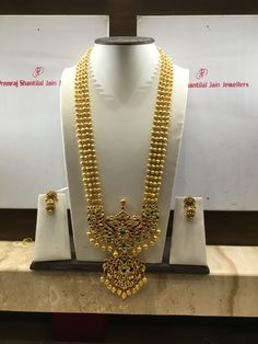 140 GMs long necklace