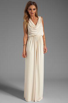 Rachel Pally Kasil Dress en Crema | REVOLVE