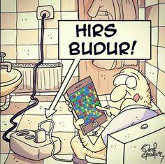 Hırs budur!  #karikatür #mizah #matrak #komik #espri #komik #şaka #gırgır #komiksözler #serefefendiler