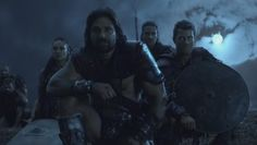 Review: Spartacus war of the Damned: Wolves at the gate