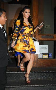 Jimmy Choo Halley Sandal, Thakoon Addition Silk Satin Abstract Gathered Waist Dress,