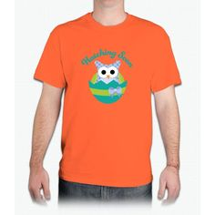 Hatching Soon Easter Owl Maternity - Mens T-Shirt