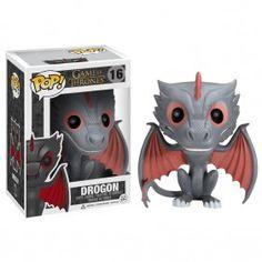 Game of Thrones Pop! Television Drogon Figurine -- Cutest. dragon. EVER.