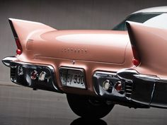 1957 Cadillac Eldorado Brougham...... I would LOVE this in the showroom!