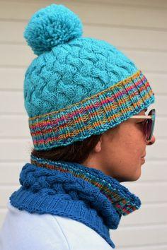 AltoKnits  Knithat   Merino wool hat   Winter hat  e99a34b3c73f