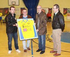 La Diputación apoya al Club Deportivo Fútbol Sala Segorbe con motivo de su ascenso