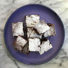 Think of Passover pastries as pasty, dry, under-seasoned? Here's one brownie recipe that defies your expectations. Food writer Rachel Tepper tries out her mother's recipe, and finds a dense, intensely chocolatey surprise.