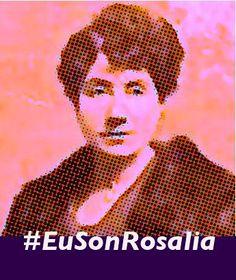 178 aniversario do nacemento de Rosalia de Castro #EuSonRosalia 2015