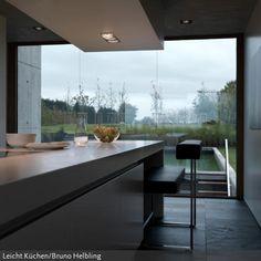 Glasfront In Der Küche