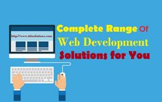Complete #Range Of #WebDevelopment #Solutions for You