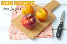 In dit artikel vertellen we je meer over hoe je het beste fruit kunt invriezen…