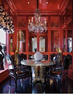 glamorous home interiors | Glamorous VS Classic Home Interior Design by Jeffrey Hitchcock