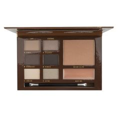 Motives® In the Nude - Includes six Eye Shadows, one Lip Shine, one Bronzer and two Tutorials