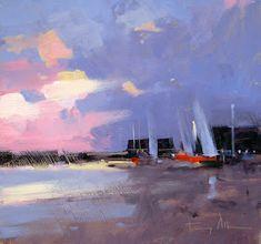 For love of art: Tony Allain
