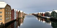Trondheim Trondheim, Norway, New York Skyline, Travel, Viajes, Destinations, Traveling, Trips