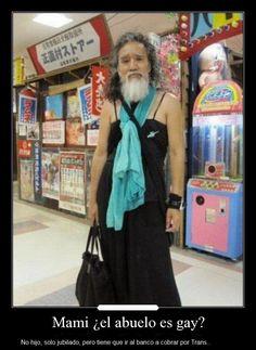humor para argentinos... en este pais los trans cobraran $8000. je!! solo en argentina