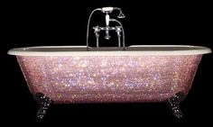 i'm sure this is what heaven's bath tub looks like.. ♥