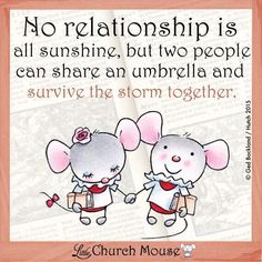 Love #littlechurchmouse