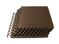 ProSource Puzzle Exercise Mat High Quality EVA Foam Interlocking Tiles - Covers 24 Square Feet - Black ProSource Discounts, Inc.,http://www.amazon.com/dp/B00B4IHXRU/ref=cm_sw_r_pi_dp_vp-7sb08DAPM0KAW