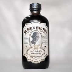 Review of Dr. Sebi's Bio Ferro and ingredients.