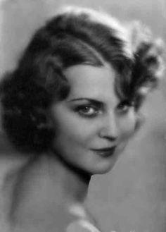 Polish actress Maria Bogda.