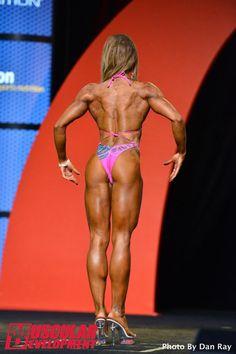 Adela Ondrejovicova - 2015 Mr Olympia