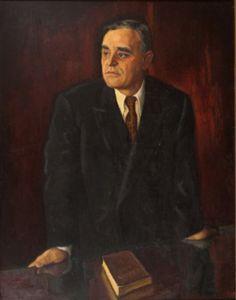 Tovarășul Gh. Gheorghiu-Dej. Expoziția Anuală de Stat 1952 Romanian People, Enver Hoxha, Political Prisoners, First World, Painting, Art, Art Background, Painting Art, Kunst