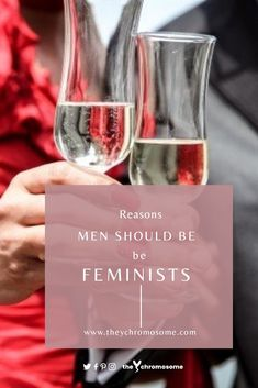 Feminism is not about putting women first, it is about bringing both the sexes to equal status. We are living in 2020 and now it is high time to realize that equal rights should be given to individuals irrespective of their gender. Feminist Men, Every Man, Equal Rights, Mans World, Feminism, How To Find Out, Things To Come, Lifestyle